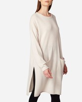 N.Peal Long Sleeved Cashmere Tunic