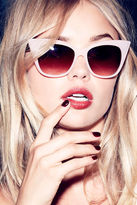 LuLu*s Flamboyant Tortoise and Pink Cat Eye Sunglasses