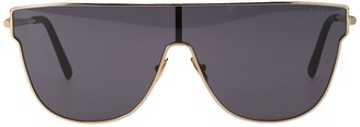 RetroSuperFuture Shield Oversized Sunglasses