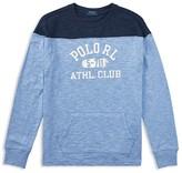 Ralph Lauren Boys' Color-Block Sweatshirt - Big Kid