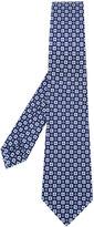 Kiton embroidered tie - men - Cotton - One Size