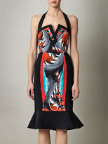Peter Pilotto Victoria printed panel dress