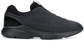 Ermenegildo Zegna TECHMERINO perforated runner sneakers