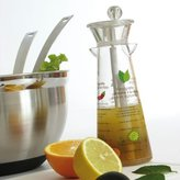 Mastrad F27030 Vinaigrette Mixer with Recipes in French