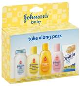 Johnson & Johnson Baby Take Along Trial Pack