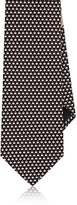 Salvatore Ferragamo Men's Coffee-Cup-Print Silk Necktie