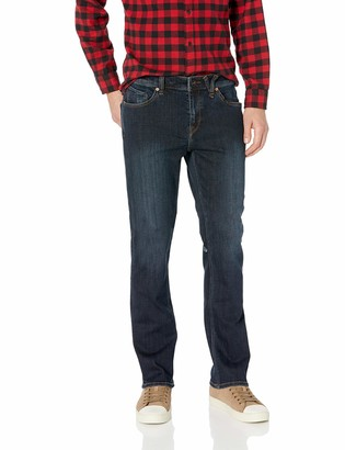 Volcom Men's Solver Stretch Denim Jean