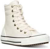 Converse Little Girls' Chuck Taylor All Star Hi-Rise Boots from Finish Line