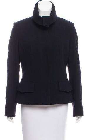 CNC Costume National Wool Long Sleeve Jacket