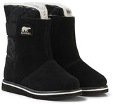Sorel Black Youth Rylee Boots