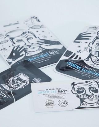 Barber Pro Skin Revival Mask Set