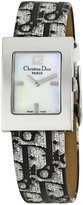 Christian Dior Women's CD052110A007 La D De Leather Strap Dial Watch