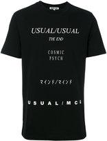 McQ lyrics T-shirt