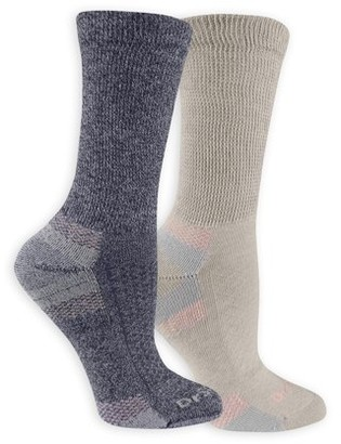 Dr. Scholl's Women's Advanced Relief Casual Crew Socks