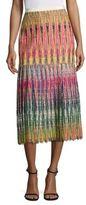Saloni Diana Pleated Skirt
