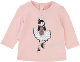 Little Marc Jacobs Baby Dancer Miss Marc T-Shirt