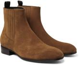 Balenciaga - Suede Chelsea Boots