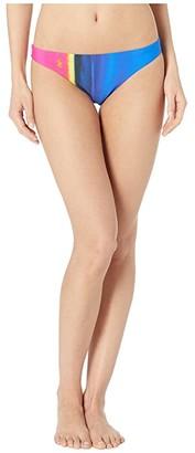 Polo Ralph Lauren Dip-Dye Devin Hipster (Multi) Women's Swimwear