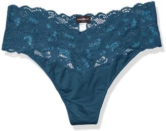 Cosabella Women's Plus Size NSN Cotton Thong-Lovelie