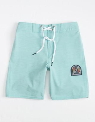 VISSLA Solid Sets Little Boys Boardshorts (4-7)