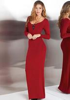 Alloy Faye Sweater Maxi Dress