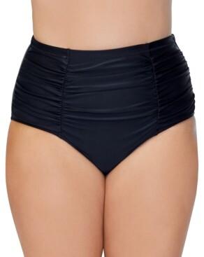 Raisins Curve Trendy Plus Size Costa Bikini Bottoms Women's Swimsuit
