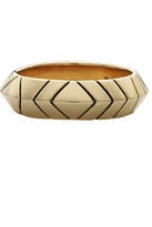 House Of Harlow Medium Stack Ring in Yellow Gold