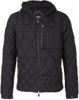 Christopher Raeburn quilted hooded jacket