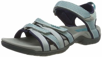 Teva Women's W Tirra Sport Sandal Hera Gray Mist 5 Medium US