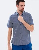Sportscraft Short Sleeve Regular Sommerton Shirt