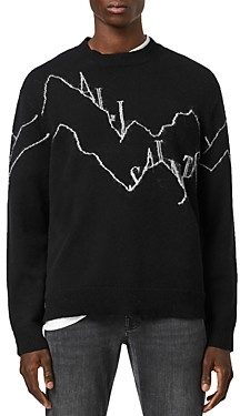 AllSaints Mount Saints Sweater