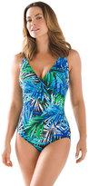 Chico's Cool Tropics One-Piece Swimsuit