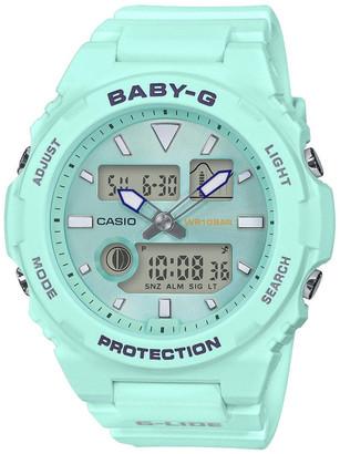 Baby-G BAX100-3A Duo G-Lide Tide