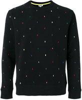 Kenzo square print sweater - men - Cotton - S