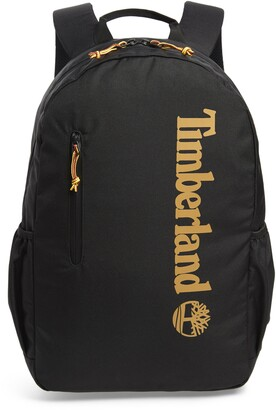 Timberland Linear Logo Water Resistant Backpack