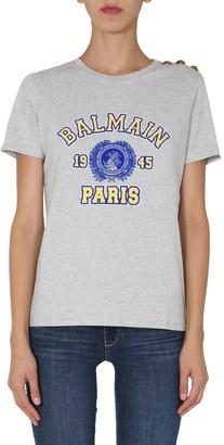 Balmain Regular Fit T-shirt