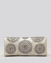 Clutch - Mini Foldover with Crystals