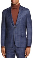 Paul Smith Multi Glen Plaid Slim Fit Sport Coat