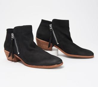 Sam Edelman Leather Booties - Packer