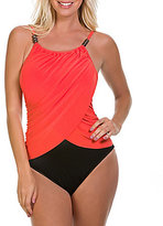 Magicsuit Solid Lisa High Neck Underwire One-Piece