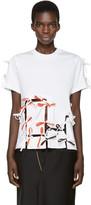 Facetasm White Tie T-Shirt