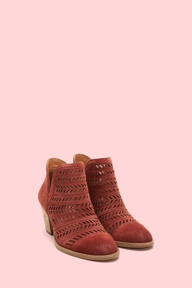 The Frye Company Allister Feather Bootie