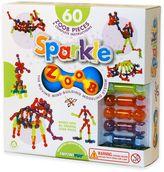 ZOOB Sparkle 60-Piece Building Set