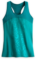 Disney Mickey Mouse Swirl Icon Performance Tank Top for Women