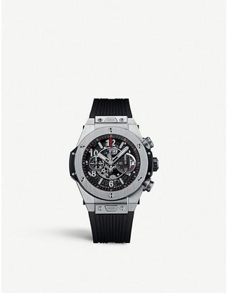 Hublot 411.nx.1170.rx big bang unico titanium watch