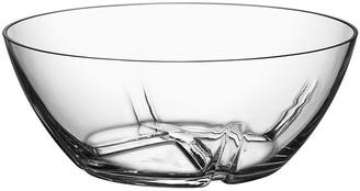 """Kosta Boda Bruk Bowl - Clear 8"""""""