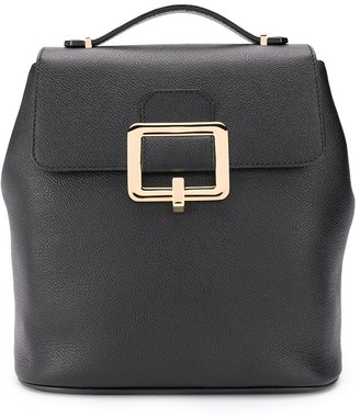 Bally Jayden buckle detail backpack