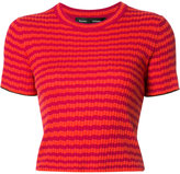 Proenza Schouler striped knit top - women - Silk/Cashmere - S