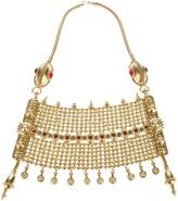 Embellished Beaded Necklace