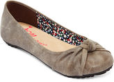 POP Positive Knotted Ballet Flats